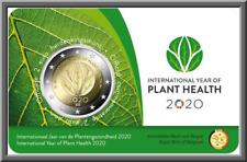 2 EURO 2020 *** Plantengezondheid - Santé des Végétaux ***  coincard  !!!