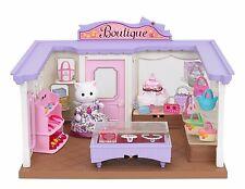 Epoch Sylvanian Families Doll House Accessory Shop Sylvania boutique Japan F/S