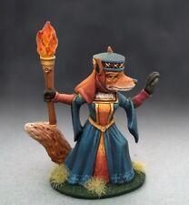 Visions in fantasy maid marian femelle fox dark sword miniatures DSM7989
