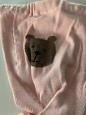 Nwt BabyGap Gap Bear Bottom Ivory Tights Baby Toddler 4-5