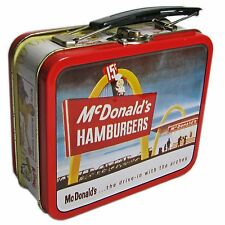 1997 McDonald's Miniature Lunchbox Tin