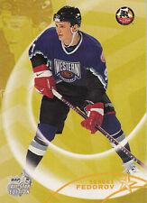 Sergei Fedorov - 2002-03 BAP All-Star Edition - # 21