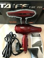 TAIFF Fire Fox Hair Dryer, 2100W ,Professional