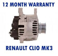 RENAULT - CLIO MK3 MK III 1.6 GT 16V HATCHBACK 2009 2010 - 2015 RMFD ALTERNATOR