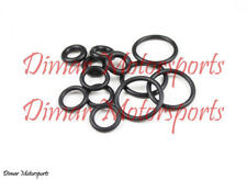 Saab 9-3 9-5 2.3L I4 Fuel Injector Seal Kit