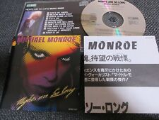 michael monroe,HANOI ROCKS / nights are so long /JAPAN LTD CD