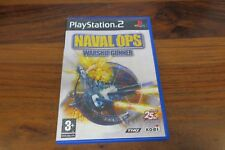 NAVAL OPS        ----- pour PS2