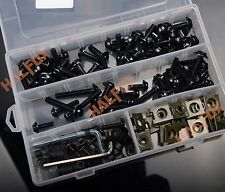 CNC Verkleidungs Schrauben Honda CBR125R 150R 250R 300R 600RR 1000RR CBR900RR