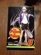 The Prince of Tennis, Volume 27, by Takeshi Konomi, Library Binding, Hardcover
