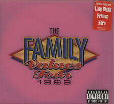The Family Values Tour '99 [Limited] (CD, May-2000, Flawless/Geffen)