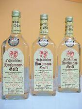 3 FLASCHEN Fränkischer Hochmoorgeist, Kräuterlikör - 0,7 ltr. (34,17€/1l) 56%