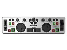 Numark DJ2GO Compact USB controller DJ Controller System Midi + Software