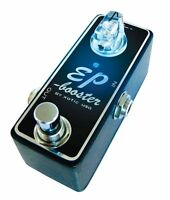 Xotic Effects EP Booster Guitar Effects Pedal Provides up to +20dB of boost New