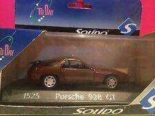 SOLIDO SUPERBE PORSCHE 928 GT NEUF  EN BOITE 1/43 D4