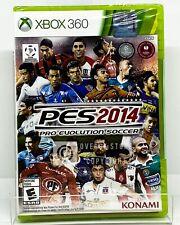 PES Pro Evolution Soccer 2014 - Xbox 360 - Brand New   Spanish/Portuguese
