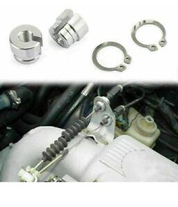 Billet Aluminum Throttle Bushing Fits BMW E30 E34 E28 E39 E36 M20 M30 M50