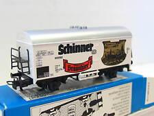 Märklin H0 4535 Bierwagen Braunbier Schinner DB OVP (N9996)