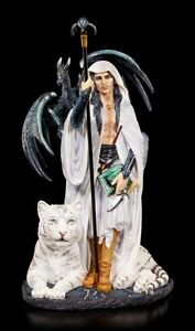 Hexer Figur - Arcana the Magi - Ruth Thompson - Zauberer Magier Statue