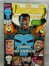 The Punisher War Journal #54 Marvel Comic 1983  Very Fine