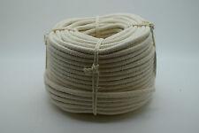 100% Natural Cotton Braided Rope Washing Clothes Bondage Cord Pulley Bag Handle