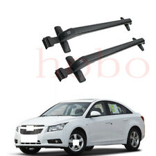 1Set For Chevrolet Cruze 2009-15 Car Black Roof Upper Rack Carrier Holder Frame