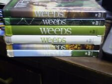 (6) Weeds Season DVD Lot: Seasons 1-6    w/Slipcovers    Mary-Louise Parker