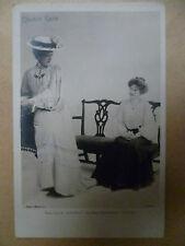 Vintage Theatre Postcard- ELLIS JEFFREYS & BEATRICE FERRAR in COUSIN KATE