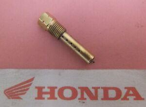 HONDA CBR 1000 CBR1000 F CARB CARBURETTOR MAIN JET HOLDER KEIHIN VG80 1987 - 88