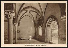 AD0873 Cuneo - Provincia - Staffarda - La Sala Capitolare dell'antica Abbazia