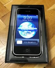 RARE COLLECTABLE  Apple iPhone 2G 1st Generation -16GB  -IME Matching BOX