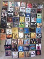 Lot Of 70 Classic Rock CDs Eagles AC/DC Guns N Roses Bon Jovi Aerosmith Queen
