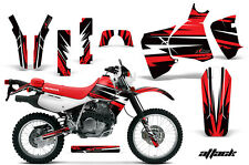 Honda Graphic Kit AMR Racing Bike Decal XR650L Decal MX Parts 1993-2013 ATTK RED