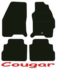 Ford Cougar DELUXE QUALITY Tailored mats 1998 1999 2000 2001 2002