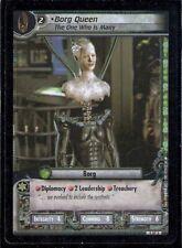 Borg Queen (Foil) - Star Trek - Customizable Card Game CCG Englisch