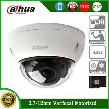Dahua 4MP IPC-HDBW4431R-ZS Varifocal 2.7-12mm SD Card POE Network Dome IP Camera