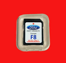 2020 2019 FORD F8 EUROPE MAP SD CARD SONY SYNC TOUCHSCREEN F5 F6 ORIGINAL