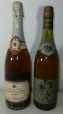 Lotto 2 bottiglie Landy Freres Cremant de Bourgogne 1988