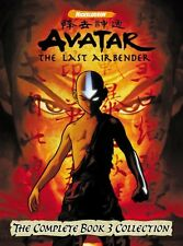 Avatar The Last Airbender Complete Third Book Fire 3 Three Collection DVD Set TV