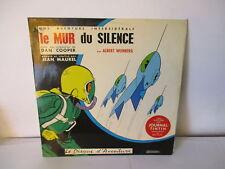 Vinyles 33T- BD;  DAN COOPER le mur du silence ; Musidisc PP89