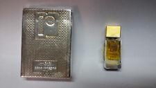 Mignon Profumo PACO RABANNE METAL con scatola 1 ml con gabbietta metallica