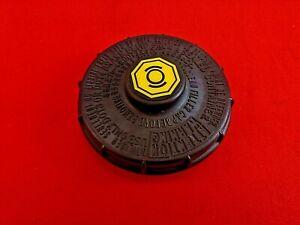 HONDA ACURA BRAKE FLUID MASTER CYLINDER RESERVOIR CAP LID 46662-S9A-003 BLACK