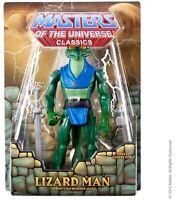 LIZARD MAN 2015 #AUSPACK# MOTU Masters of the Universe Classics He Man NEU & OVP