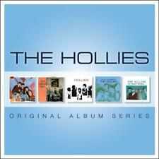THE HOLLIES - 5CD ORIGINAL ALBUM SERIES (NEW/SEALED) Stay With The Hollies