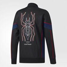 nwt~Adidas BONETHROWER Track Top sweat shirt firebird Jacket superstar~Mens sz M