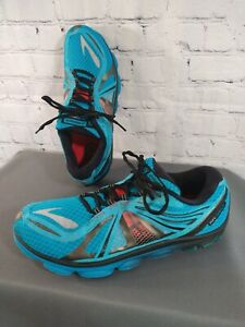 PRE-OWNED GUC men's teal BROOKS / PURE CADENCE athletic shoes - size 10