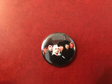 Blondie button pin badge The Hunter Island of Lost Souls photo shoot