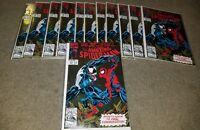 Marvel Amazing Spiderman 375 NM+ 1st App Anne Weying Venom GF Key book 3/93