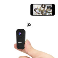 Camera Espion HD 1080P Caméra de FREDI Surveillance Mini WiFi Camera sans Fil