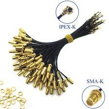 PureTek® IPEX to female SMA Antenna Pigtail Cable 20cm LoRa LoRaWAN