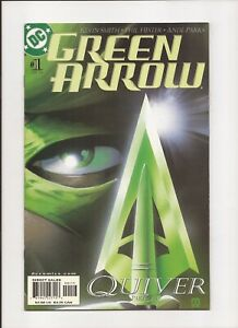 Green Arrow #1 - DC 2001 - NM- 9.2
